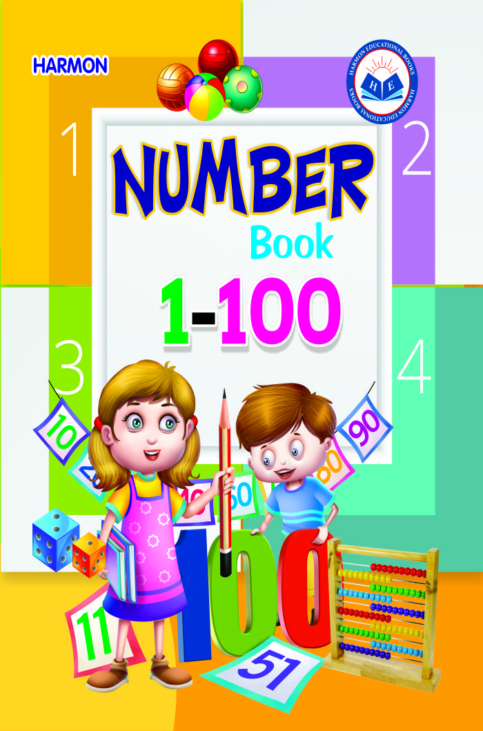My Number Book 1-100